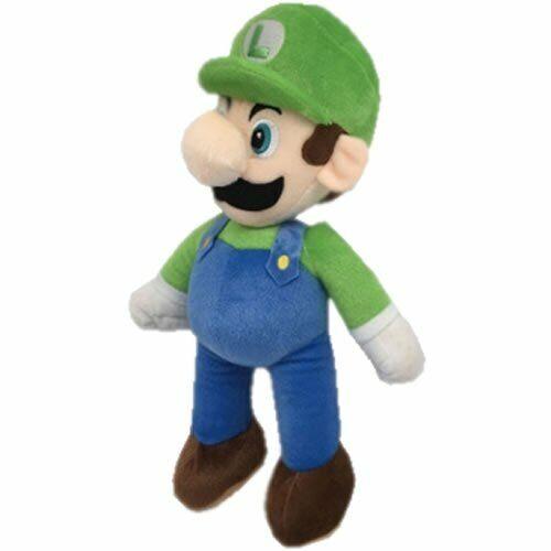 Koopa Bowser Toad Princesa Video Juego de juguete de felpa Muñeca Regalo Nuevo Super Mario Bros