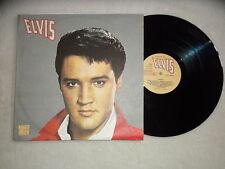 """LP ELVIS PRESLEY """"Elvis"""" BTA 11492 BULGARIA µ"""
