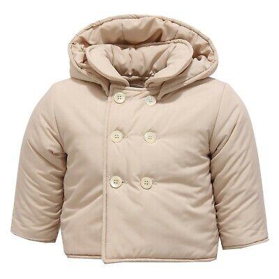 9711z Piumino Bimbo Boy Comme Si Comme Ca Beige Jacket