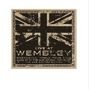 Babymetal-Live-At-Wembley-Arena-The-One-Edicion-Limitada-Blu-Ray-Japon-Usado