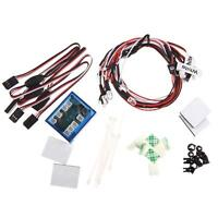 GoolRC No Solder Realistic 12-LED Lighting Lamp Kit for 1/10 RC Cars Truck H0W2