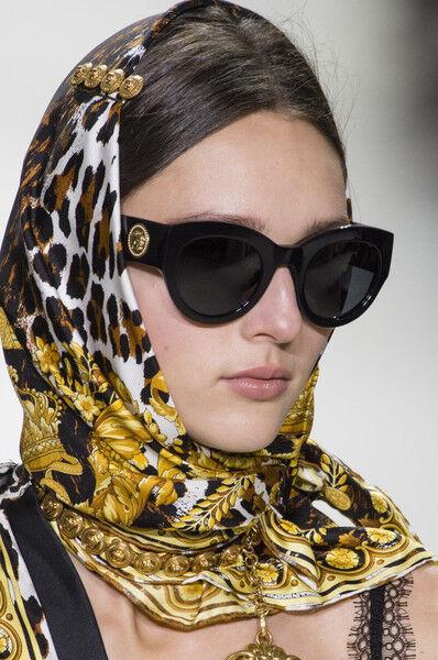 a3c9fa9995 Versace Sunglasses Eyewear Ve4353 Gb187 Black Frame Grey Lens for sale  online