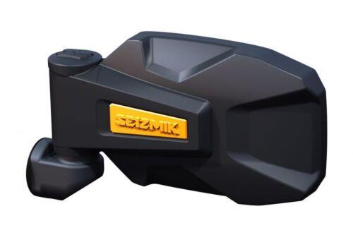"Seizmik Strike 1.75/"" Roll Cage Mounted Side View Mirrors Mirror Set RZR RHINO"