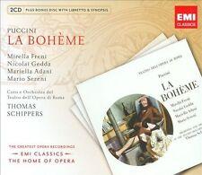PUCCINI: LA BOHEME (NEW CD)