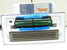 ROCO h0 PLATINO Digital 63645 E-Lok 645 101 delle FS b299