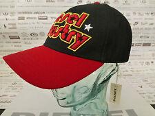 DIESEL Baseball Cap Black CADAKO Hat Cotton Snapback Sport Caps BNWT RRP£35