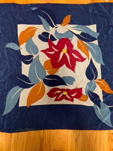GRES Paris silk scarf