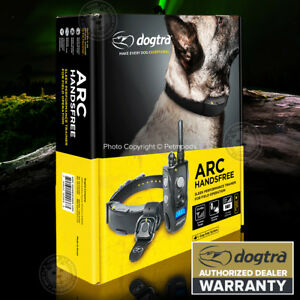 NEW-Dogtra-ARC-HANDSFREE-3-4-Mile-Remote-Dog-Training-Controller-Waterproof