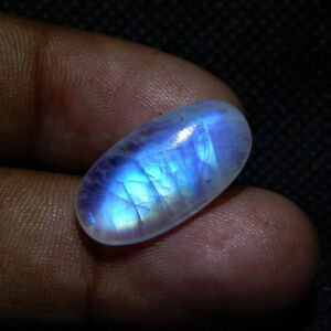 Amazing-Offer-100-Natural-Rainbow-Moonstone-Oval-Pear-Fancy-Cabochon-Gemstone