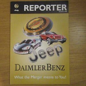 Chrysler magazine user manuals array daimler benz chrysler neon voyager prowler jeep reporter magazine rh ebay fandeluxe Gallery