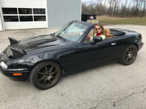 1995 Rare Miata MX5 Supercharged