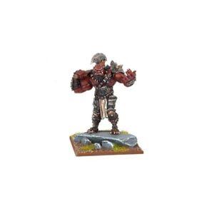 Mantic-Reyes-De-Guerra-Resina-ogro-capitan-grokagamok-RAPIDO-y-LIBRE-P-amp-p-Reino-Unido-Warhammer