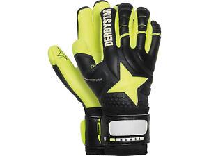 Derbystar-Mamba-Torwart-Handschuhe-mit-Rollfingern-und-Innennaht-Gr-8-11