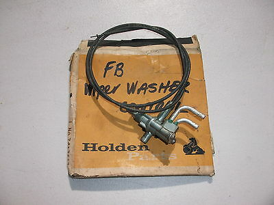 NOS VACUUM WINDSCREEN WIND SCREEN WIPER SWITCH FOR FB HOLDEN NASCO SEDAN UTE VAN