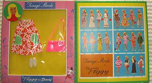 Vintage Clone Petra Peggy Doll AIRFIX für PEGGY von PLASTY 5763 aus 1974 echt