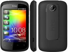 "HTC Explorer A310b Black 3.2"" Screen 3MP Camera 3G Android v2.3 + Bonus"