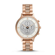 Fossil FTW7012 Womens Charter Hybrid HR Smartwatch