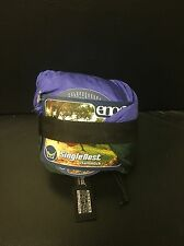 ENO Single Nest Hammock SingleNest Purple/Forest Brand New With Tags Free Ship