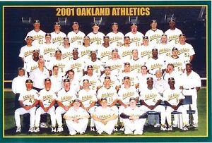 8 x 10 2011 Oakland As Team Logo Photo Print