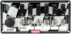 QuickCar Fused Ignition Control Panel 50-163