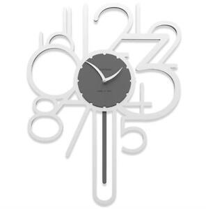 Orologio A Pendolo Moderno.Callea Design Joseph Orologio A Pendolo Moderno Da Parete Legno
