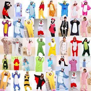 Character-Kigurumi-Pajamas-Costumes-Carton-Character-Hooded-Onepiece-for-Sale