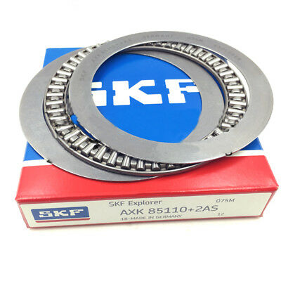 SKF AXK160200  Needle Roller Thrust Bearings 160x200x5mm