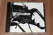 Massive Attack - Mezzanine (1998) (CD) (WBRCD4, 7243 8 45599 2 2)