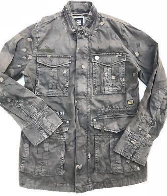 G Star Jacket 'LEGION TROOPER JKT WMN' Camouflage Size M EUC RRP $389 Womens   eBay