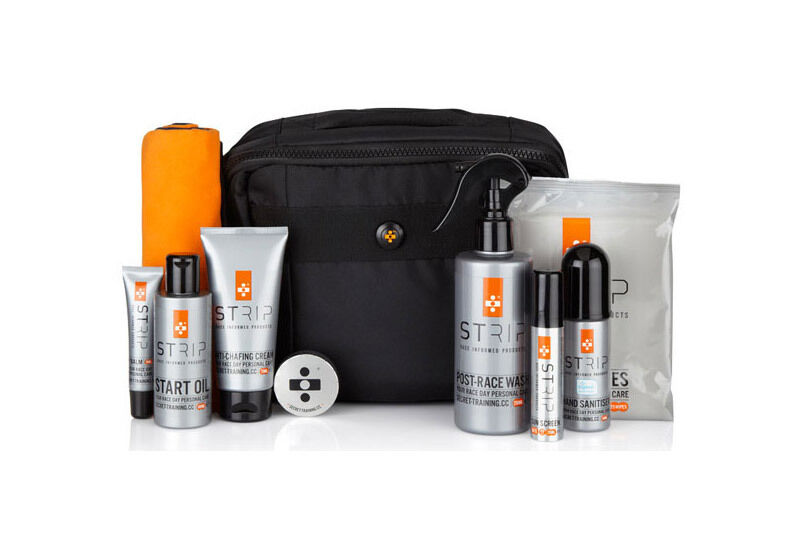 Secret Training - Complete Kit - Race Day Personal Care Kit