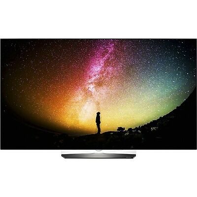LG Electronics OLED55B6P Flat 55-Inch 4K Ultra HD Smart OLED TV