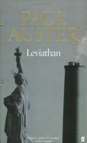 Leviathan By Paul Auster. 9780571169450