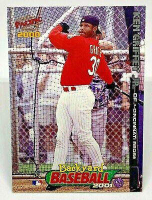 2000 Pacific Humongous Entertainment Backyard Baseball ...