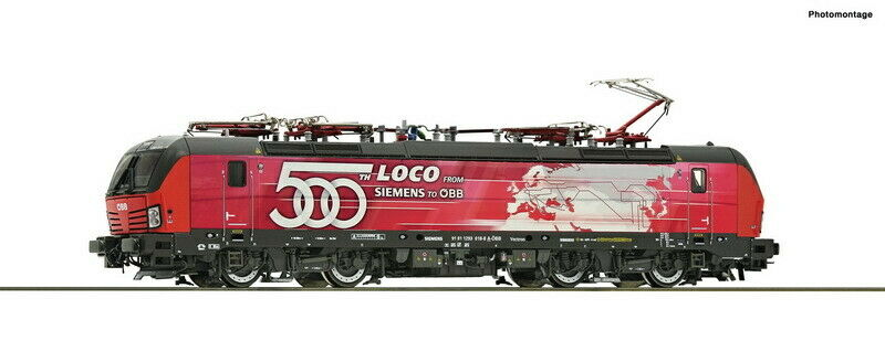 Per Märklin Roco 79908 E-Lok Vectron 1293 018-8 Digital Sound Epoche VI Nuovo