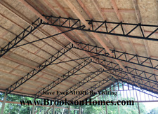 11 Steel Trusses For 40 X 100 Building 10 Centers For Pole Barn