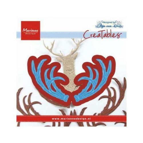 Marianne Design Creatables Cutting Dies Anja/'s Antlers LR0563