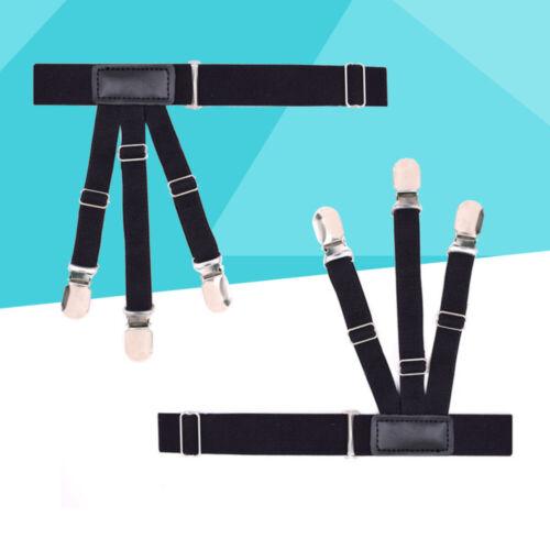 Non-slip Shirt Clip Durable Practical Useful Shirt Garters Shirt Keepers for Men