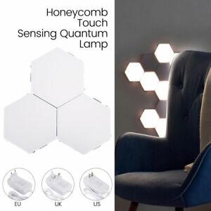 Quantum-Lamp-Led-Hexagonal-Lamps-Modular-Touch-Sensitive-Lighting-Night-Light