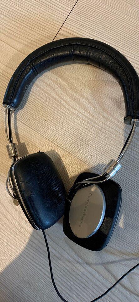 headset hovedtelefoner, Andet mærke, Bowers & Wilkins