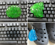 Neu PC Keyboard Soft Sticky Clean Glue Gum Silica Gel Cleaning Dust Dirt Cleaner