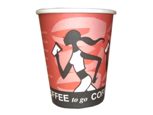 PC12-5 var 1000 Coffee to Go Becher Kaffeebecher Pappbecher 12 oz 300 ml