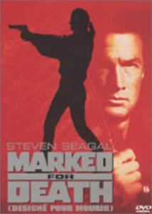 Marked-for-Death-Dutch-Import-DVD-NEW