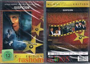 DVD-SUSPICION-VERDACHT-1988-Anthony-Andrews-Jane-Curtin-Barry-Levinson-Neu-OVP