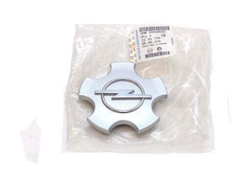 Original Opel gm tapa del cubo calota llantas tapa embellecedores 1 unidades 1006799