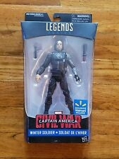 NEW IN BOX Hasbro Marvel Legends Winter Soldier Bucky MCU Action Figure 6 inch