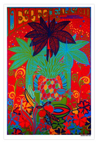 "Cuban movie Poster/""DESPEGUE a las 18/""Palm.Tropical art.Home room wall decoration"