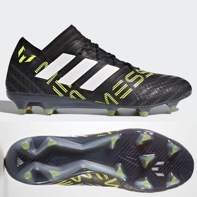 507ca8559 adidas Nemeziz 17.1 FG Mens Football Boots Black Cleats ~ RRP £220 ~ SIZES 7