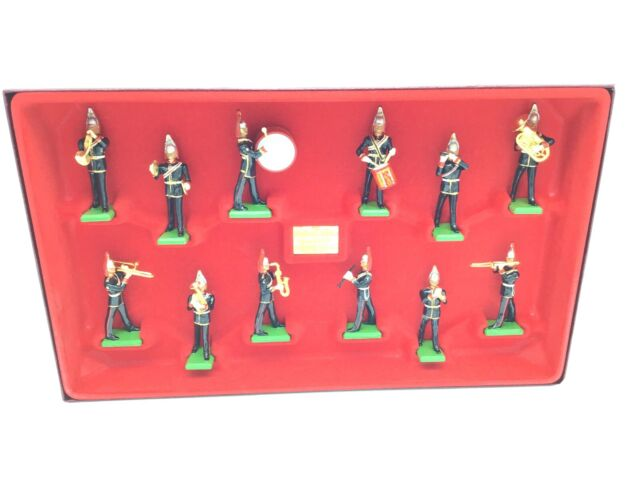 Britains 5293 12 Piece Limited Edition The Blues And Royals Household Cavalry