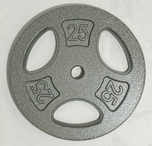 """Details about  /CAP 1/"""" Standard Weights Plates Pairs Brand NEW FREE~Shipping!"""