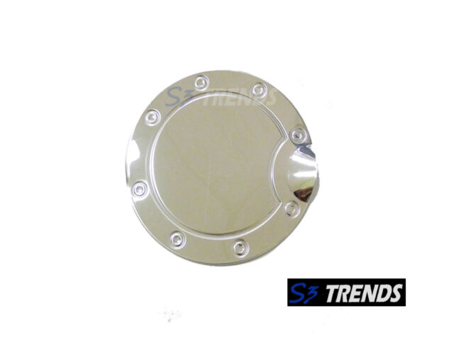 97-03 Ford F-150 F150 Stainless Steel Fuel Door Gas Cover